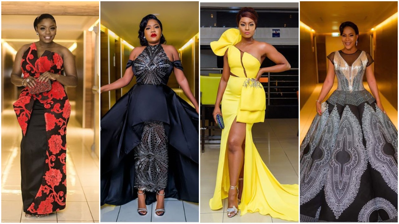 Celebrity Looks AMVCA 2018