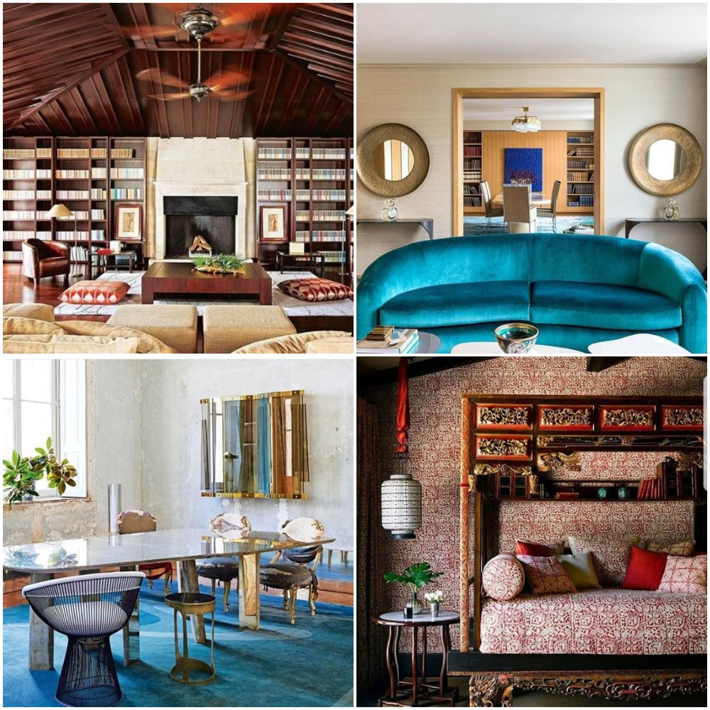 Let these 10 interior decor style inspire the way you arrange