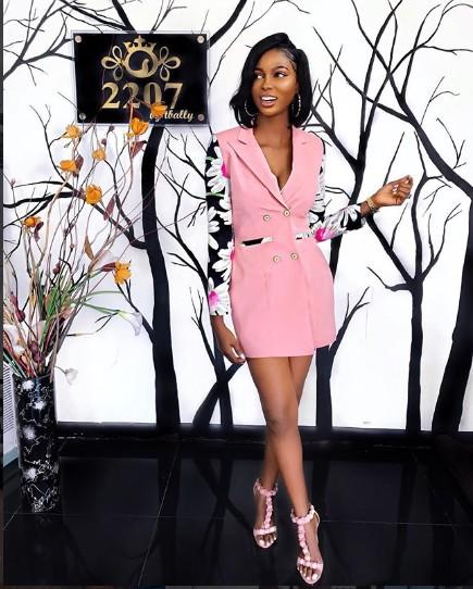 Olar Slim Blazer Dress Style Inspiration