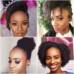 8 Times BBNaija Star, Anto Served Us Chic Natural Hairstyle Inspiration