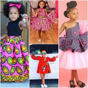12 Ankara Styles That Would Make Your Kids Look Good This Weekend