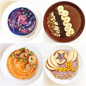 8 Beautiful Photos Of Pap/Ogi From Food Artist, Haneefah Adam Will Make Your Eyes Pop With Delight
