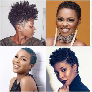 Latest Stylish Short Haircuts For Black Women Fabwoman