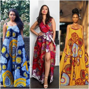 12 Ankara Maxi Dress Fashion Styles That Give Major Goddess Vibes f7566ed69