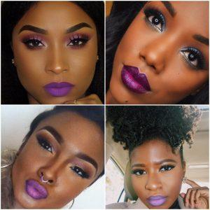 Purple Lipstick Shade For Dark Skin Photos Fabwoman