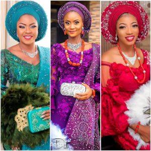 Latest Yoruba Traditional Wedding Attire Inspiration