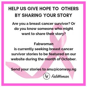 Breast Cancer Survivor Stories