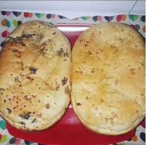 Nigerian Bread Recipes |Videotutorial |FabWoman Sardine BREAD 300x298