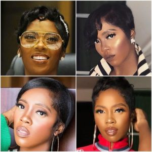 International Singer, Tiwa Savage Makes Short Hair Look Adorable In These 10 Photos
