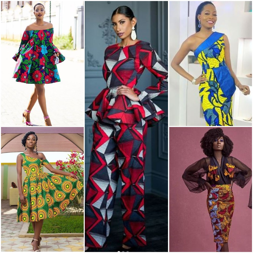 Ankara Styles For Slim Girls 1 Fabwoman News Style