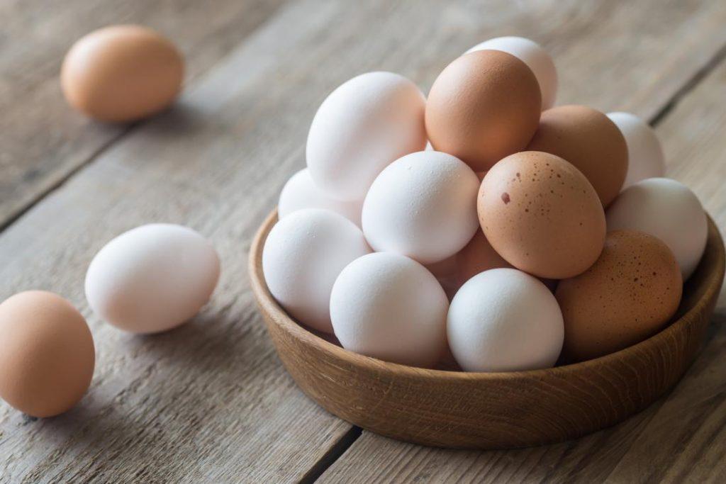 Health Benefits Of Eggs For Women