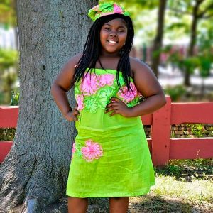 Egypt Ify Ufele 13 Year Old Nigerian Fashion Designer Fabwoman
