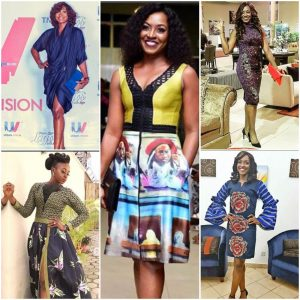 Kate Henshaw Has The Perfect Shape And These 10 Photos Are Proof