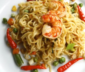 Lunch Field Concepts For Youngsters | Nigerian Recipes noodles 300x255