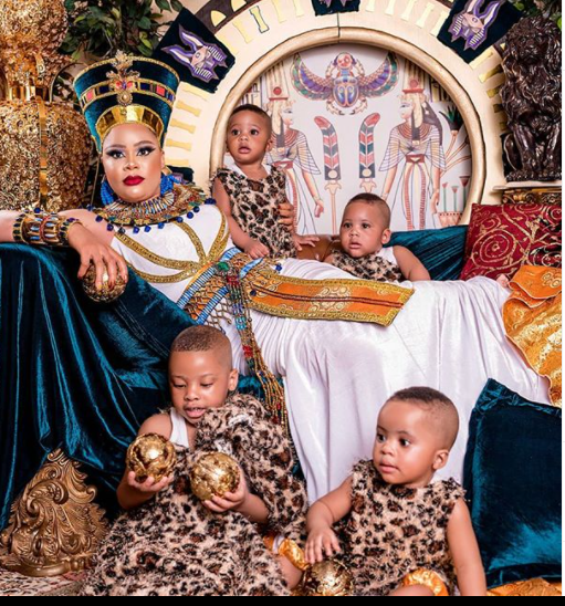 13 Issues You Didn't Know About Treasured Chikwendu Fani-Kayode precious and children