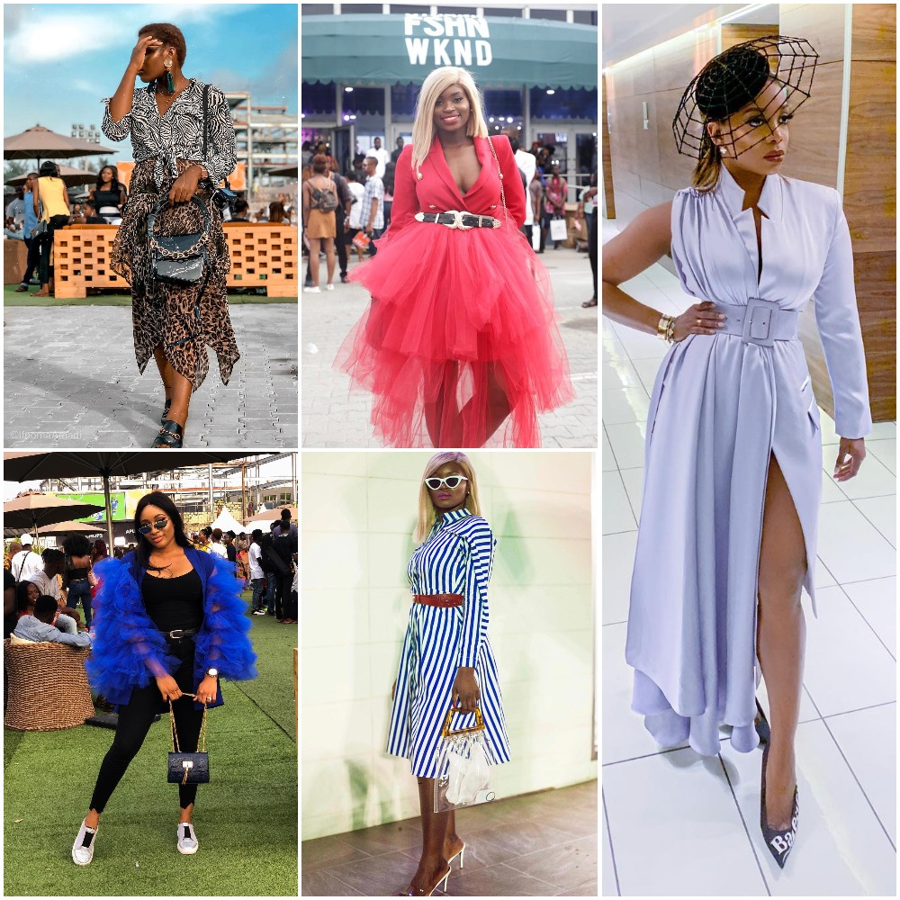 All The Fashion Trends We Spotted At The 2018 #GTBFashionWeekend