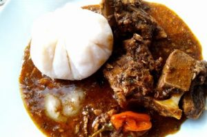 Image result for hausa soup AT WEDDINGS