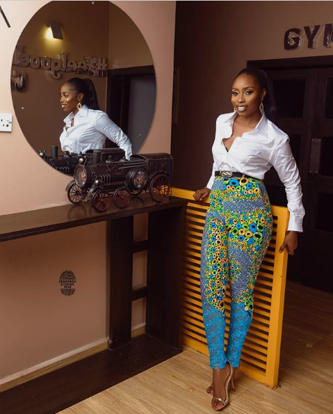 Ankara Pants Are Nice For That Stylish Woman Vibe And Right here Are 10 Methods To Rock Them ankara pant 10