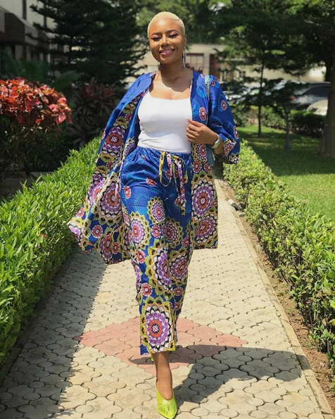 Ankara Pants Are Nice For That Stylish Woman Vibe And Right here Are 10 Methods To Rock Them ankara pant nancy isime