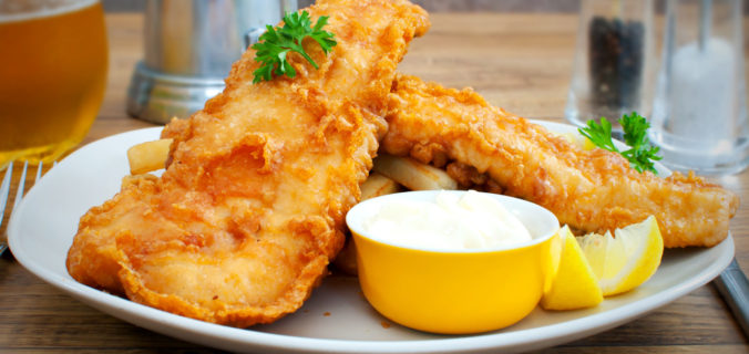 Battered Fish Recipes Videotutorial Fabwoman