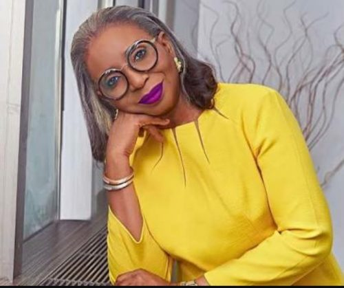 """I Can Kneel Down Before My Husband In Front Of 10 Million People""- Ibukun Awosika Reveals As She Shares Her Success Story"