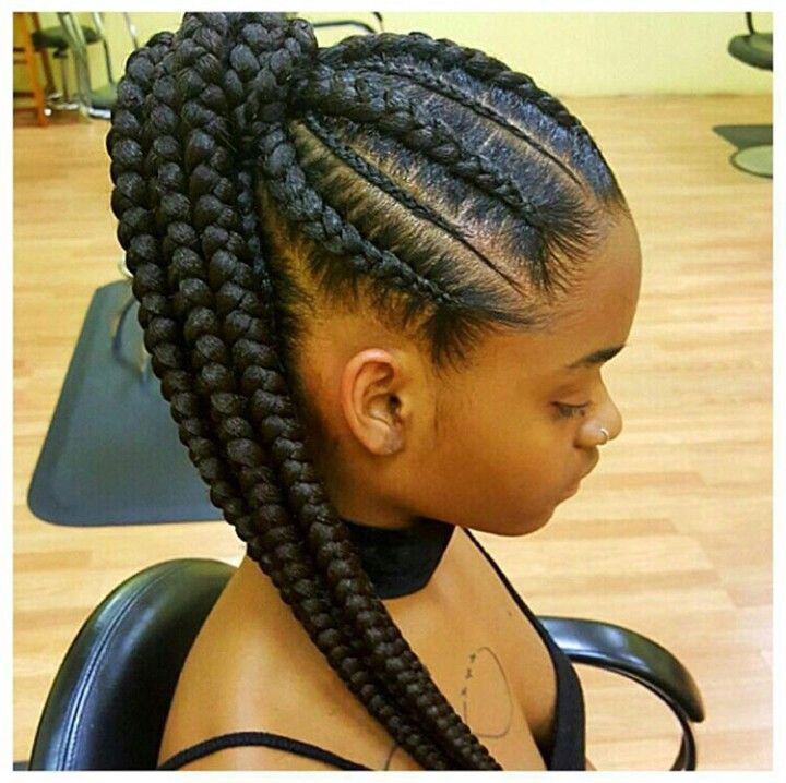 Latest Hairstyles For Nigerian Children This Christmas Holiday 2018