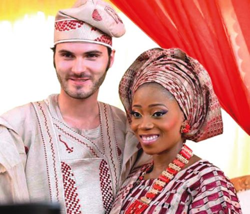 One Year After, Tosyn Bucknor's Husband Remembers Her With The Most Emotional Tribute
