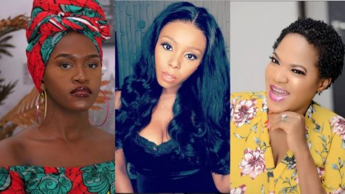 Here Are The Women Who Won Bountifully At The Nigerian Social Media Awards 2018