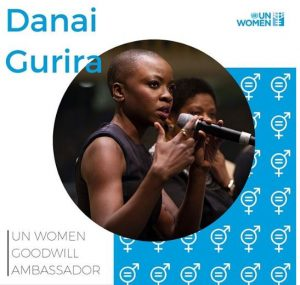 General Okoye! Danai Gurira Becomes UN Women Goodswill Ambassador