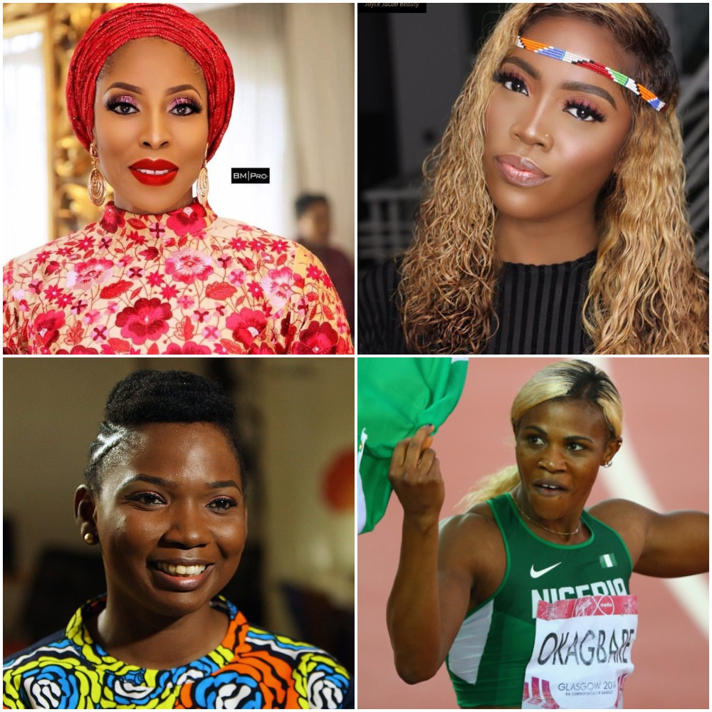 9 Women Who Put Nigeria On The World Map In 2018