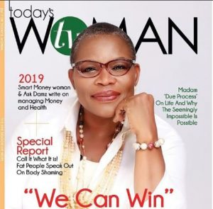 """We Can Win"" – Oby Ezekwesili Speaks On Her Presidential Aspirations As She Covers TW Magazine's Latest Issue"