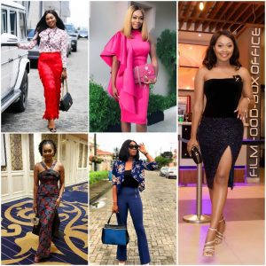 Actress, Tana Adelana's Classy Styles Are Jaw Dropping And These 12 Photos Are Proof