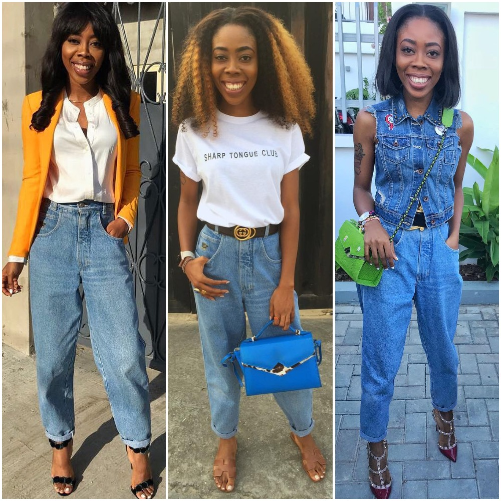 b911ce020776 Aderinola Odugbesan-Thomas or Derin from Isale Eko as she goes by on the   gram is totally style goals all day every day. If she s never popped up on  your ...