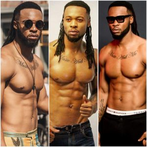 Steamy! These Shirtless Photos of Flavour Nabania Will Have You Drooling All Day