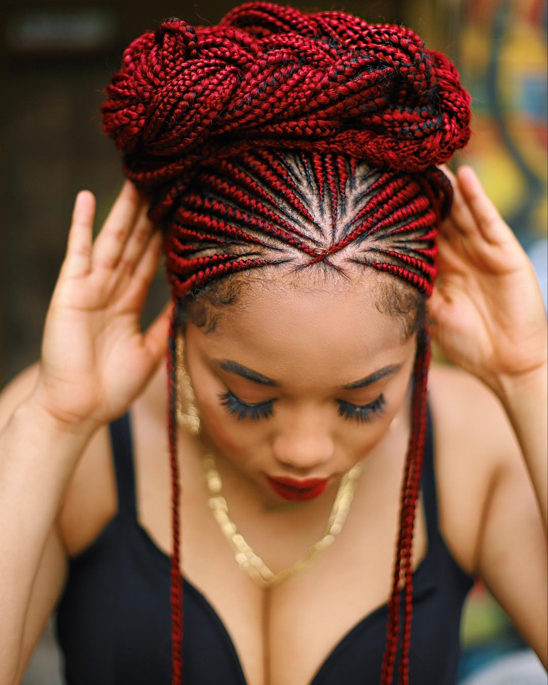 you'll guide an appointment with your hairdresser after seeing these ghana weaving hairstyles You'll Guide An Appointment With Your Hairdresser After Seeing These Ghana Weaving Hairstyles Ghana Weaving Hairstyles 2019