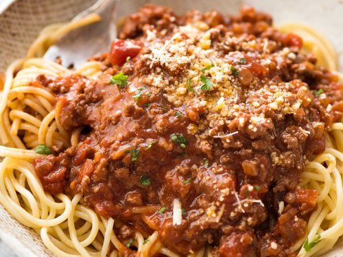 Looking For New Food Recipes? Try This Spicy Spaghetti Bolognese
