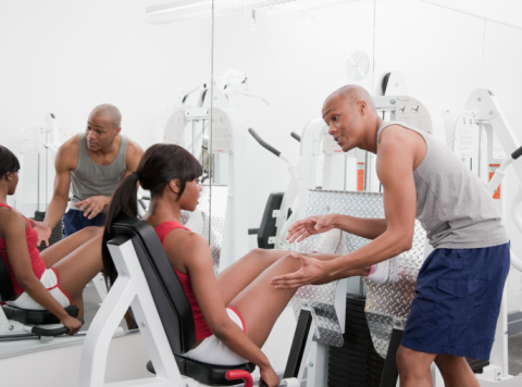 5 Advantages Of Having A Private Coach personal trainer benefits 1