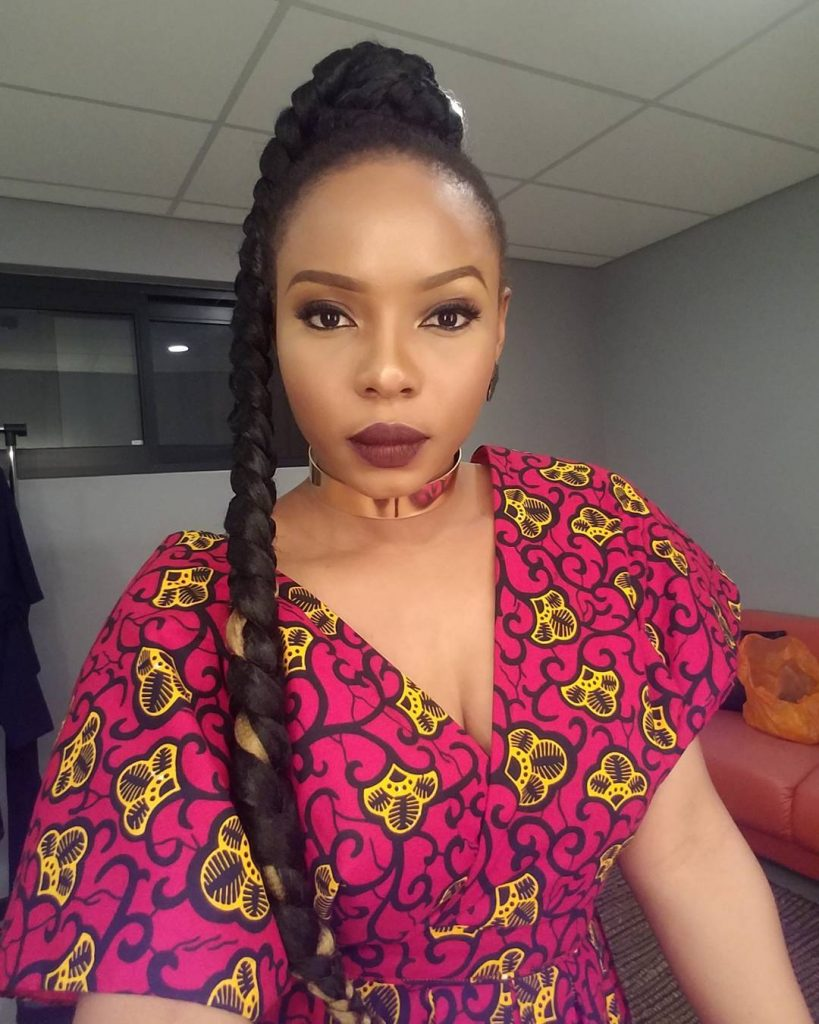 Singer Yemi Alade Stays Winning, Named UNDP Goodwill Ambassador