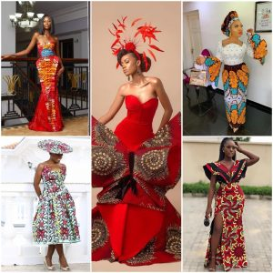 Stand Out At Your Next Wedding Party With These 10 Elegant Ankara Styles