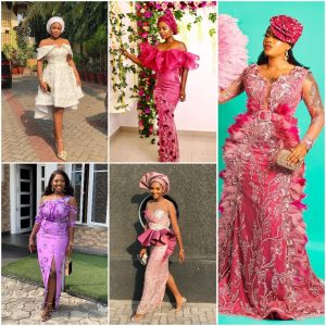 Step Into That Owambe In Style With These Classy & Gorgeous Aso-Ebi Looks