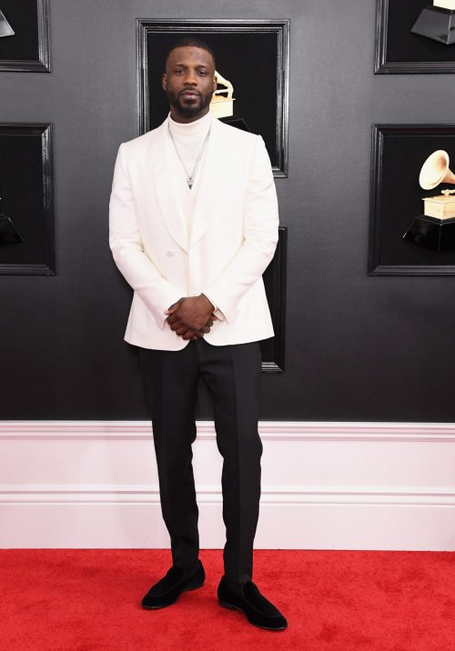 jay rock grammys 2019 best-dressed celebs