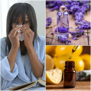 Get Rid Of That Cold With These Natural Essential Oils