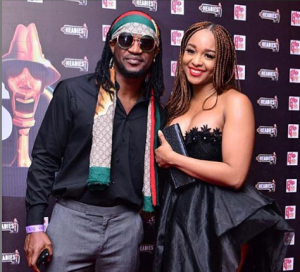 Anita Okoye Pens Emotional Message To Paul Okoye As They Celebrate 5th Year Wedding Anniversary