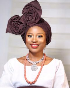 This Bow Gele Would Make You Stand Out At Your Next Owambe