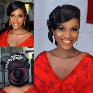 Nigerian Bridal Hairstyles Inspiration 2019 Fabwoman
