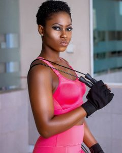 Let Deborah Rise's Workout Photos Inspire You To Stay In The Gym