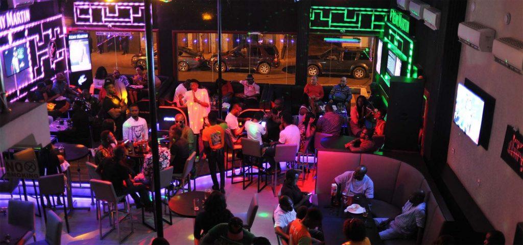 karaoke bars in lagos - lounge 38