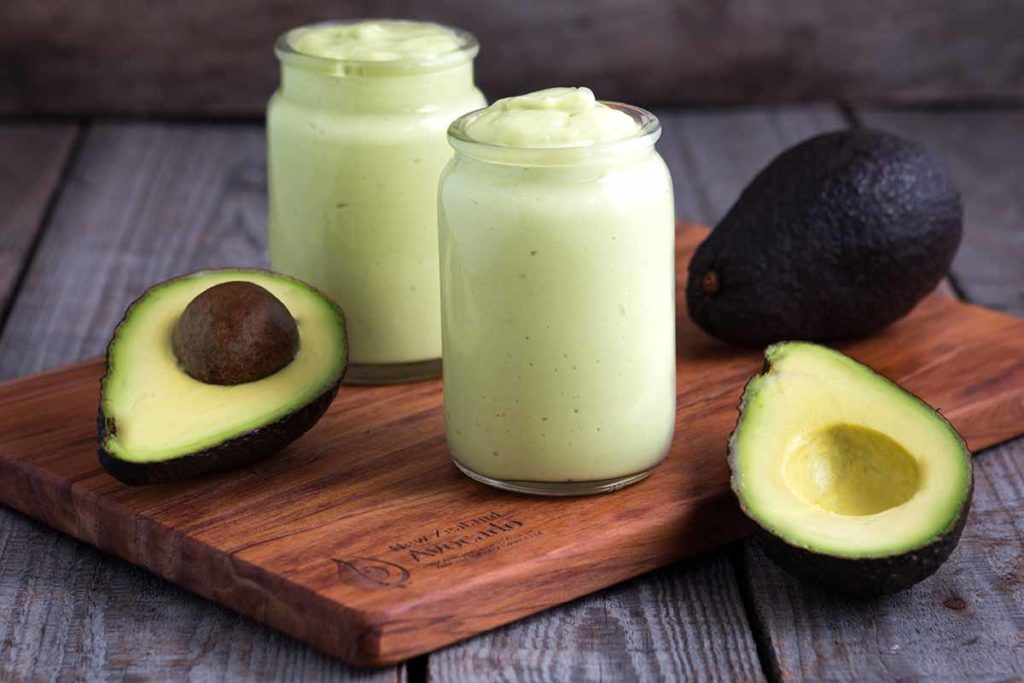 This Avocado Smoothie Recipe Contains All The Healthy Fats You Need