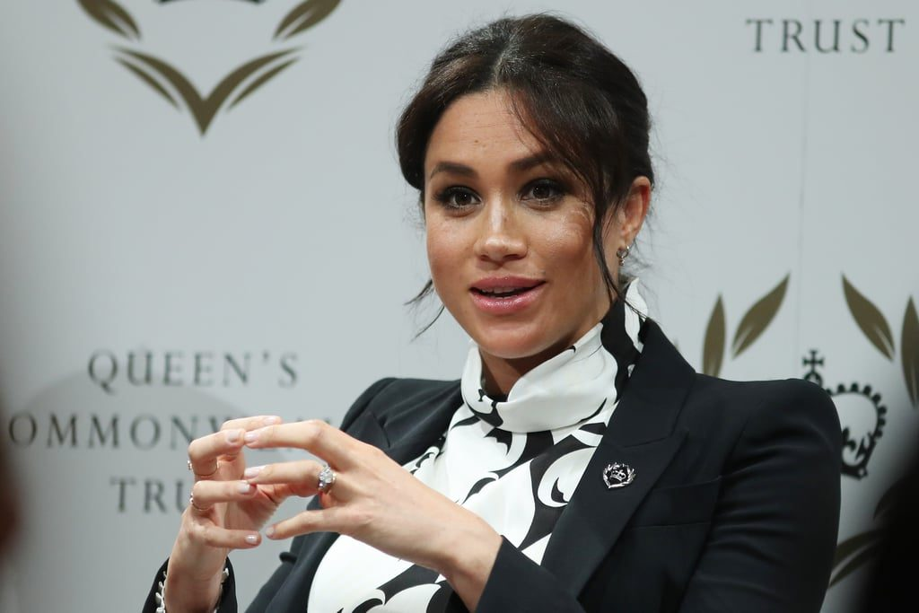 Meghan Markle Reveals She Misplaced A Child In 2020 meghan markle vice president queens commonweallth trust 1024x683