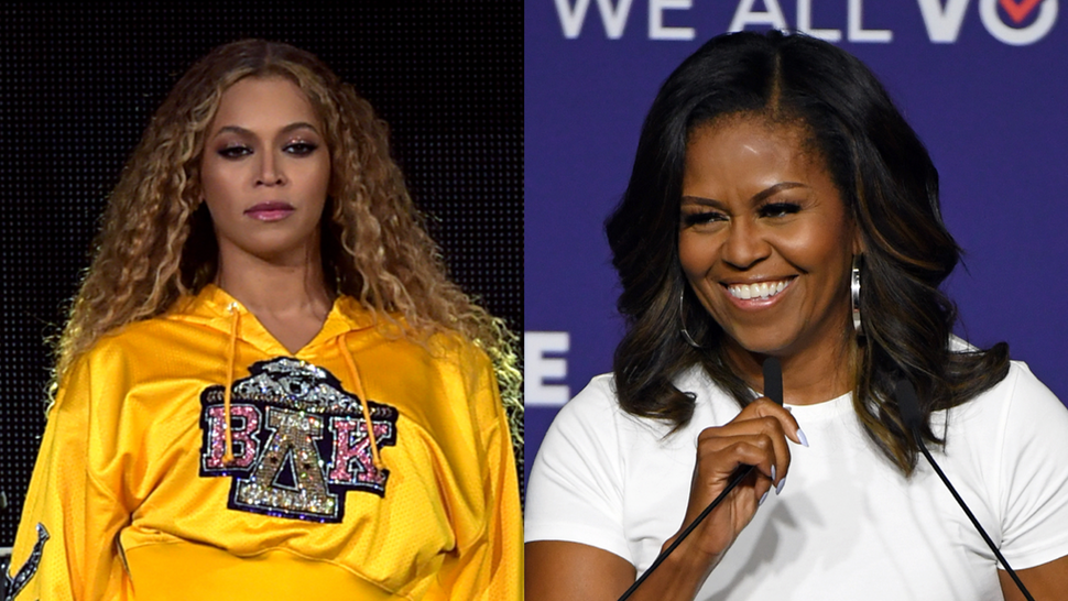 Watch Michelle Obama Congratulate Beyonce On Her 'Homecoming' Success In The Sweetest Way Ever